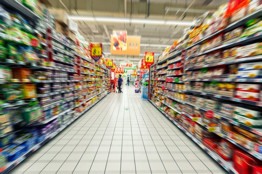 POS-Marketing im Supermarkt