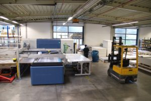 Inca Onset S40i Druck mit Automation