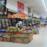 Point of Sale Supermarkt