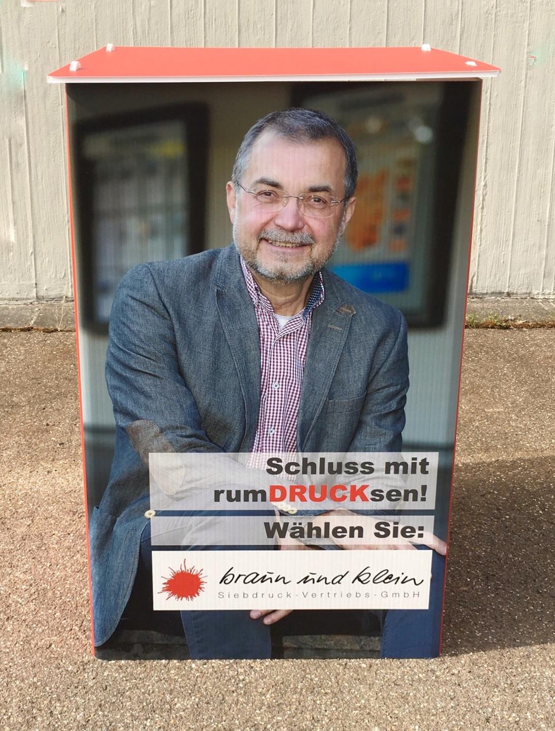 Wahlkampf Counter