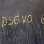 DSGVO, Datenschutz