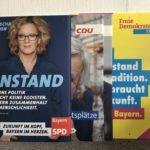 Beispiele Wahlplakate