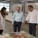 CDU zu Besuch bei Braun+Klein