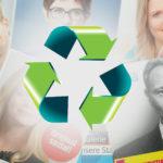 Braun & Klein, Hohlkammerplatten auf Recyclingbasis